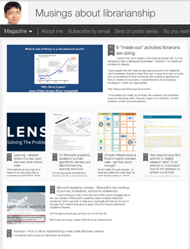"A detailed review of Lens by Library Analytics Manager, Aaron Tay from Singapore Management University. <br><small class=""col-meta"">November 18, 2018</small>"
